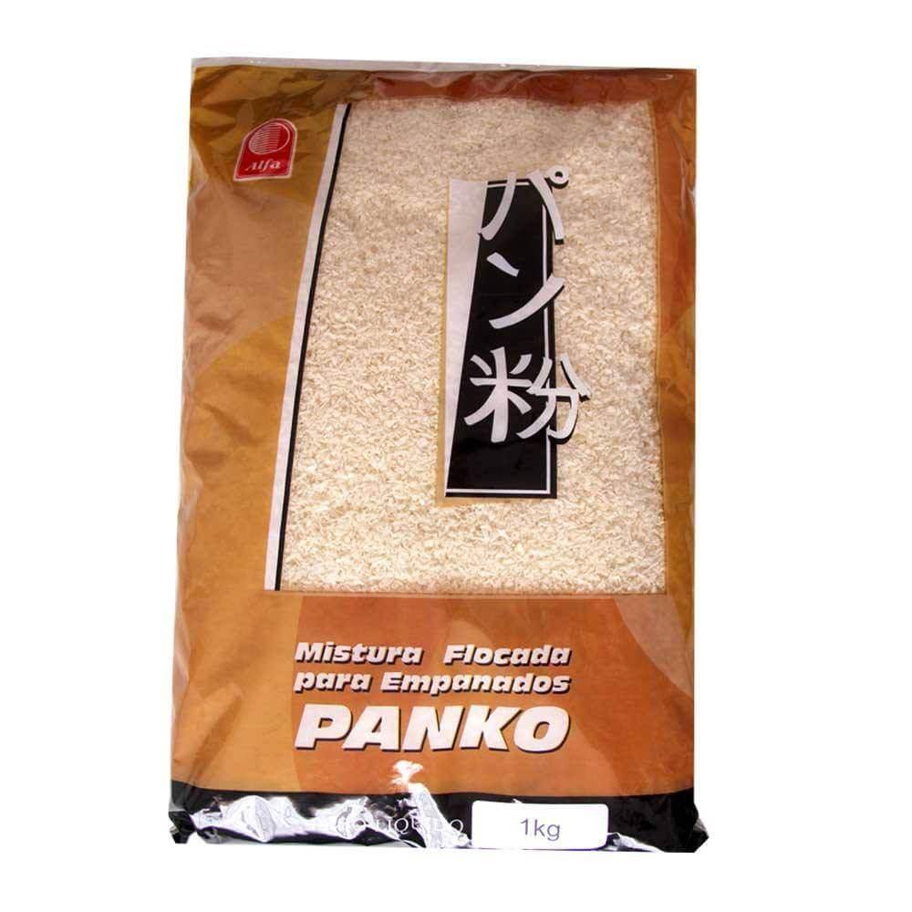 FARINHA PANKO NACIONAL ALFA 1 KG