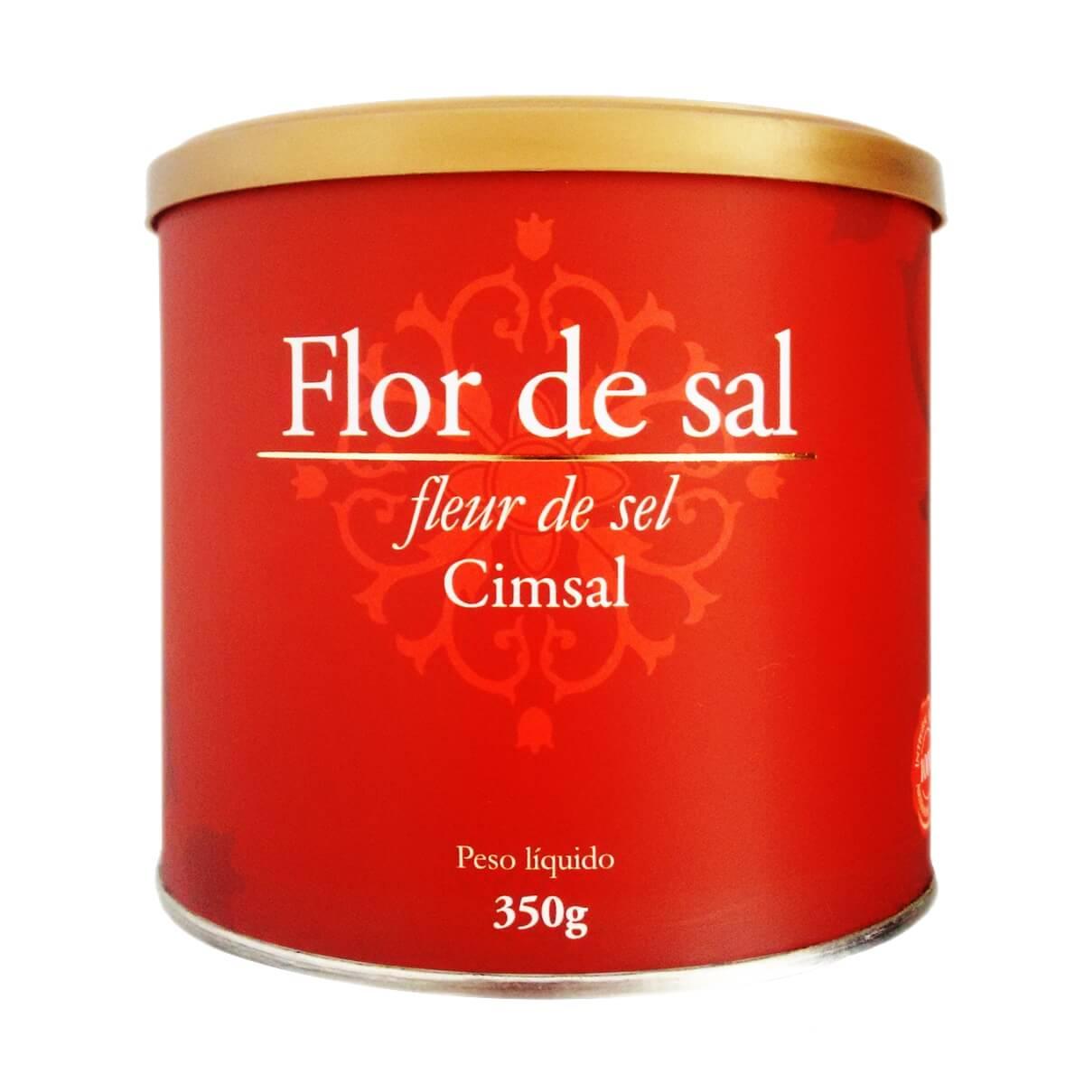FLOR DE SAL CIMSAL  350 GR