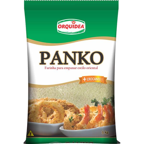FARINHA PANKO ORQUIDEA - PCTE C/ 1 KG