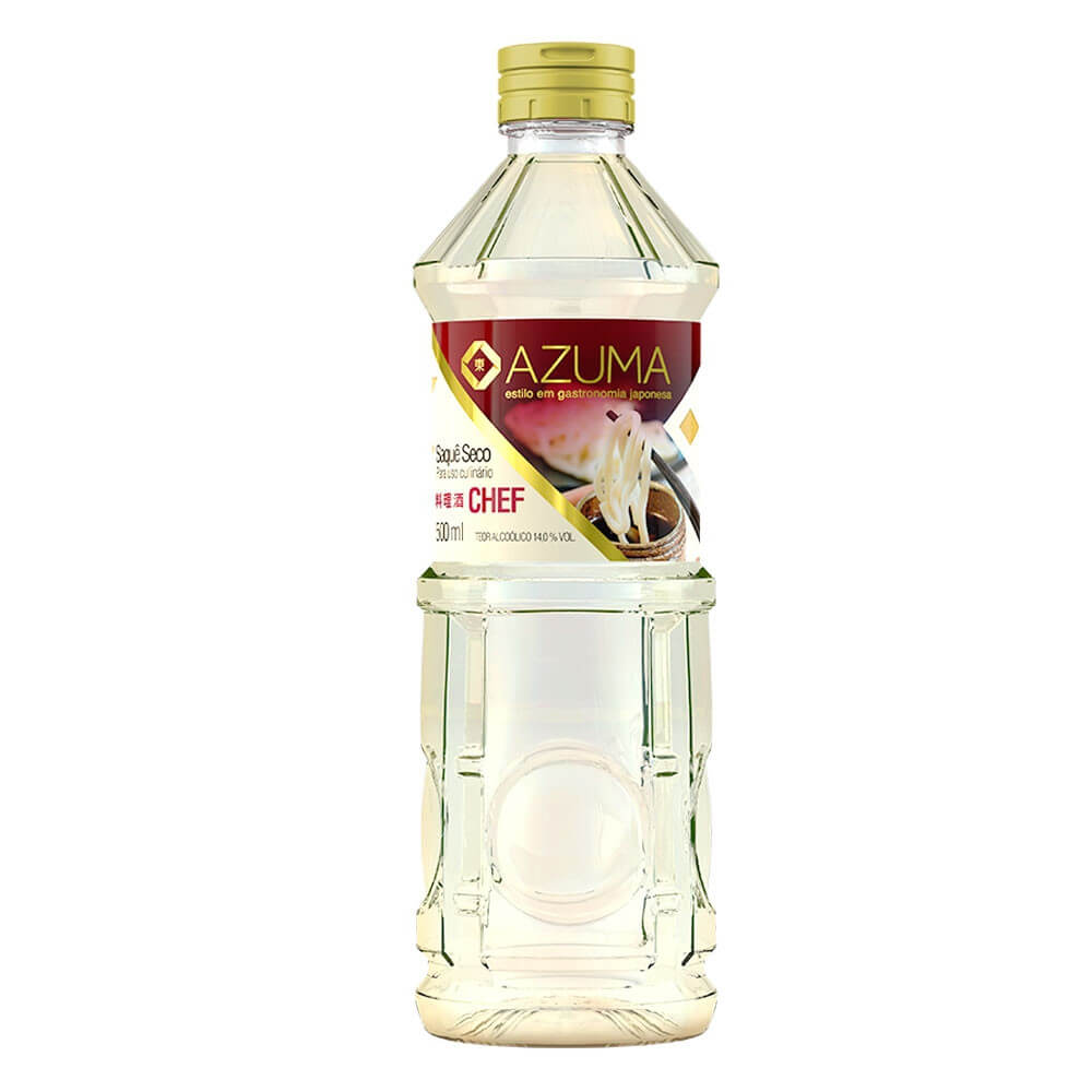 SAQUE CHEF 500 ML