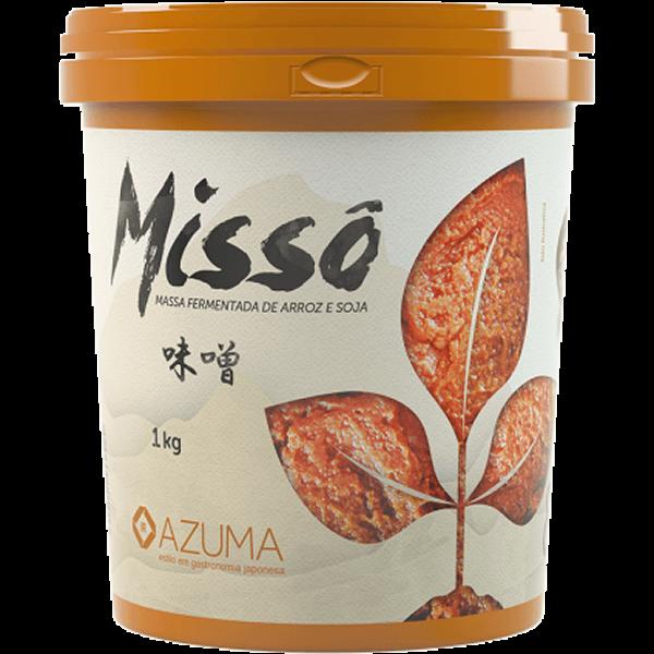 MISSO AZUMA KIRIN -  POTE 1 KG CX C/ 6 UNID
